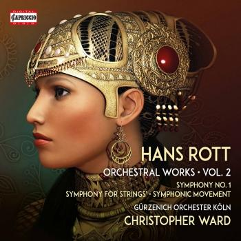 Cover Rott: Complete Orchestral Works, Vol. 2