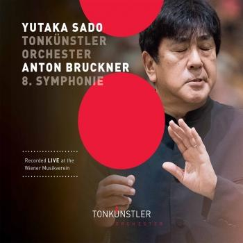 Cover Bruckner: Symphony No. 8 in C Minor, WAB 108 (1890 Version) [Live]