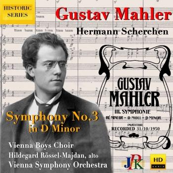 Cover Mahler: Symphony No. 3 in D Minor (Remastered)
