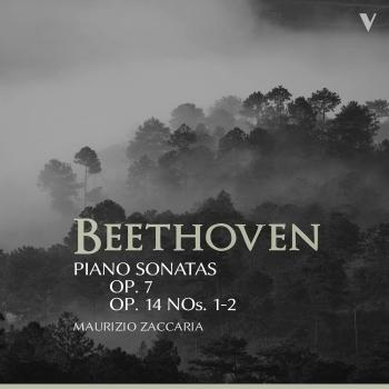 Cover Beethoven: Piano Sonatas Nos. 4, 9 & 10