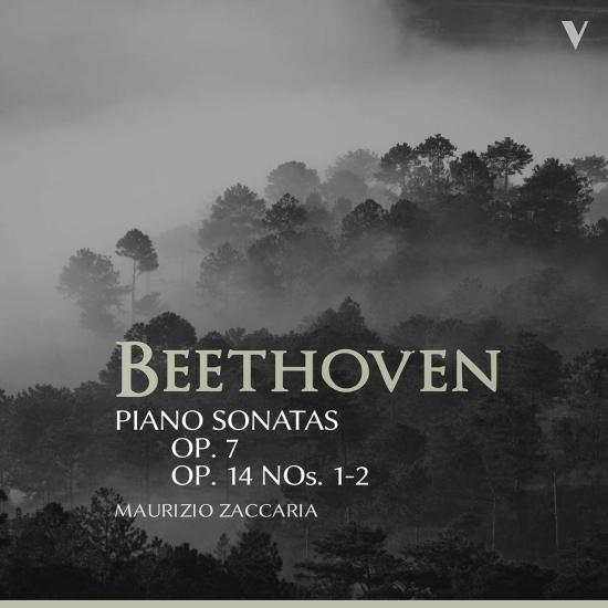 Cover Beethoven: Piano Sonatas Nos. 4, 9 & 10