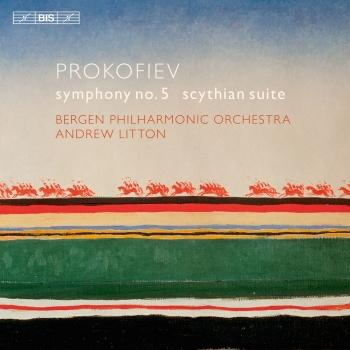 Cover Prokofiev: Symphony No. 5 & Scythian Suite