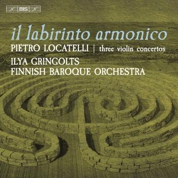 Cover Il labirinto armonico