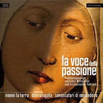 Cover La voce della passione
