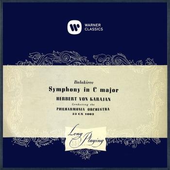 Cover Balakirev: Symphony No.1