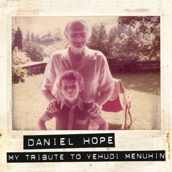 Cover My Tribute To Yehudi Menuhin