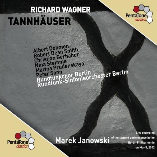 Cover Richard Wagner: Tannhäuser
