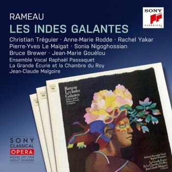 Cover Rameau: Les Indes galantes