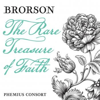 Cover Brorson: The Rare Treasure of Faith
