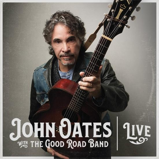Cover John Oates with the Good Road Band - Live