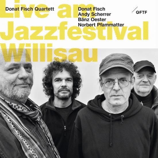 Cover Live am Jazzfestival Willisau