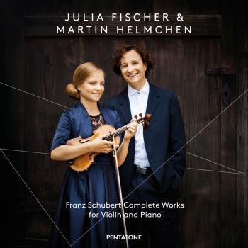 Cover Schubert: Complete Works for Violin & Piano