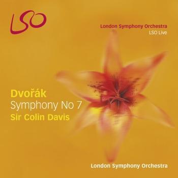 Cover Dvorak: Symphony No. 7