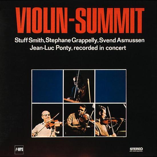 Cover Violin Summit