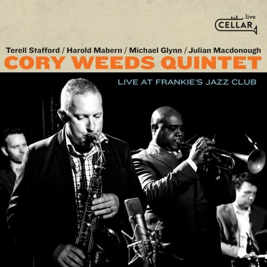 Cover Live at Frankie's Jazz Club