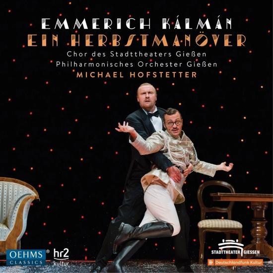 Cover Kálmán: Ein Herbstmanöver
