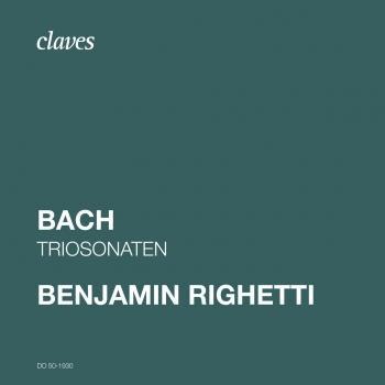Cover J. S. Bach: Triosonaten