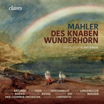 Cover Mahler: Des Knaben Wunderhorn
