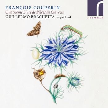 Cover François Couperin: Quatrième Livre de Pièces de Clavecin