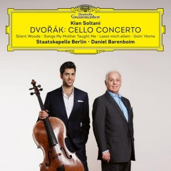 Cover Dvořák: Cello Concerto