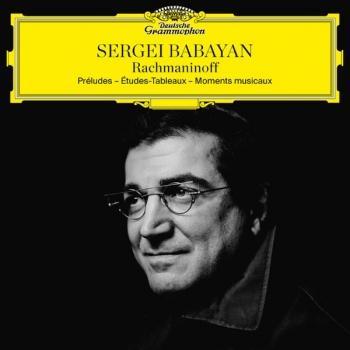 Cover Rachmaninoff: Préludes; Études-Tableaux; Moments musicaux