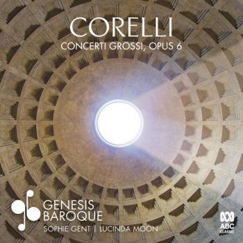 Cover Corelli: Concerti Grossi Opus 6