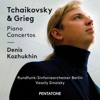 Cover Tchaikovsky & Grieg: Piano Concertos