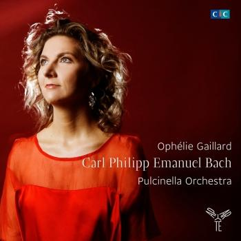 Cover Carl Philipp Emanuel Bach