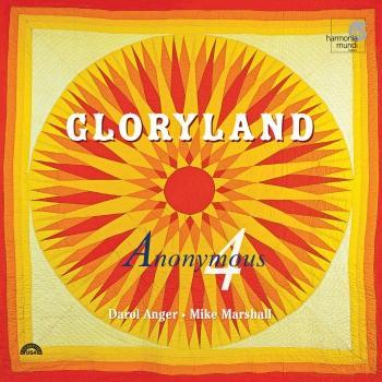 Cover Gloryland: Folk Songs, Spirituals, Gospel hymns of Hope & Glory