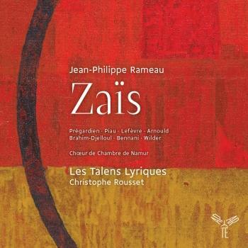 Cover Rameau: Zaïs