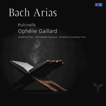 Cover Bach Arias