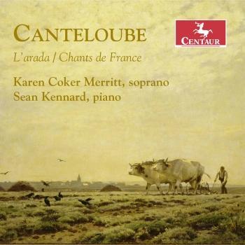 Cover Canteloube: L'arada & Chants de France