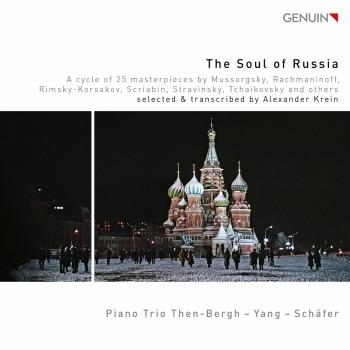 Cover The Soul of Russia
