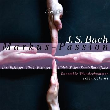 Cover Bach: Markus Passion