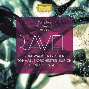 Cover Ravel: Complete Orchestral Works