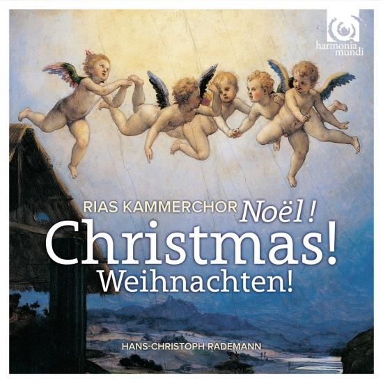 Cover Christmas! Noël! Weihnachten!