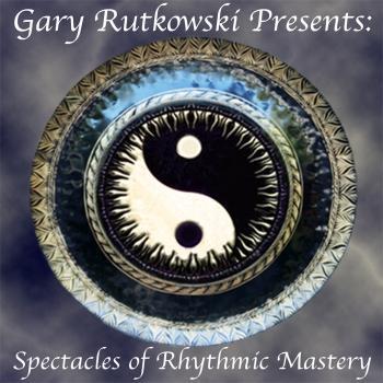 Cover Volume 1 Orchestra of Rhythm