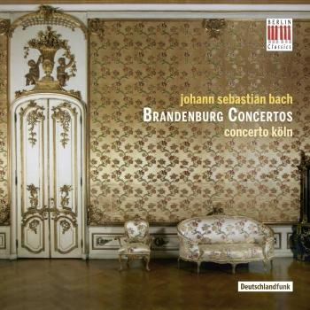 Cover Bach: Brandenburg Concertos