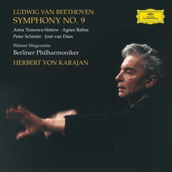 Cover Ludwig van Beethoven Symphony No. 9