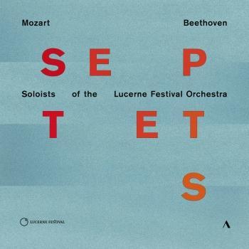 Cover Mozart & Beethoven: Septets