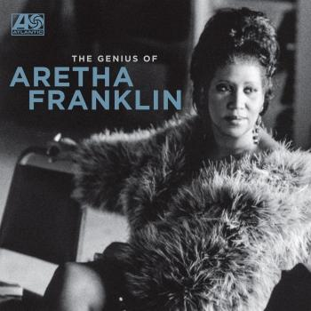 Cover The Genius of Aretha Franklin (Remastered)
