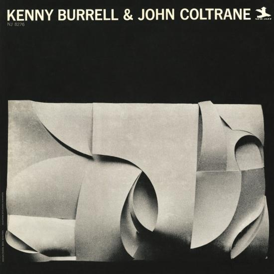 Cover Kenny Burrell & John Coltrane (2016 Remaster)