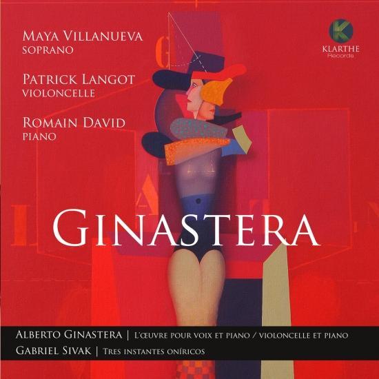 Cover Ginastera