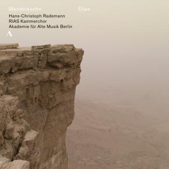 Cover Mendelssohn: Elias, Op. 70, Mwv A25