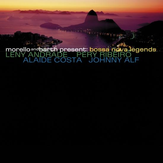 Cover Bossa Nova Legends