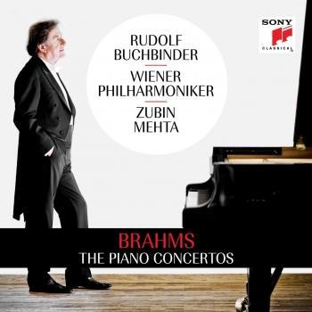 Cover Brahms: The Piano Concertos