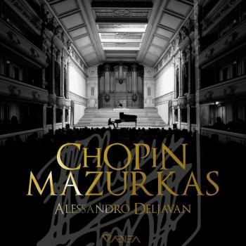 Cover Chopin: Mazurkas