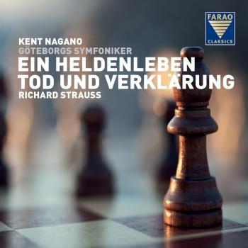 Cover Strauss: Ein Heldenleben Tod & Verklärung
