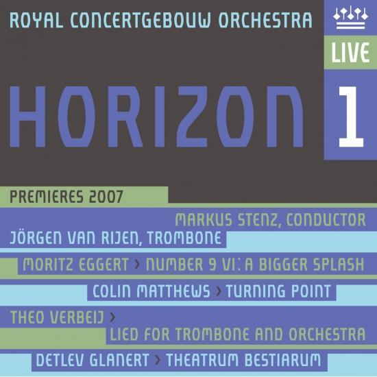 Cover Horizon 1 (Premieres 2007) Live
