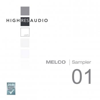 Cover Melco Sampler Vol.1